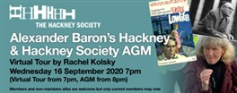 Photo: Illustrative image for the 'Virtual Tour: Alexander Baron's Hackney and Hackney Society AGM 2020' page
