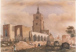 Photo:St Augustine's Church, c.1798