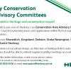 Page link: Conservation Areas Advisory Committees