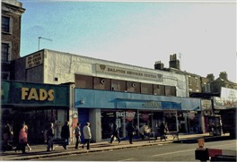 Photo:Site of the Plaza, Dalston