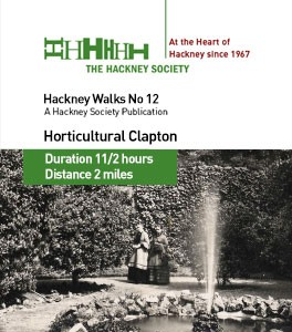 Photo: Illustrative image for the 'Walk #12 Horticultural Clapton' page