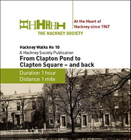 Photo: Illustrative image for the '#10 From Clapton Pond to Clapton Square - and back' page