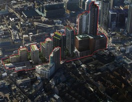 Photo: Illustrative image for the 'The Bishopsgate Goodsyard' page